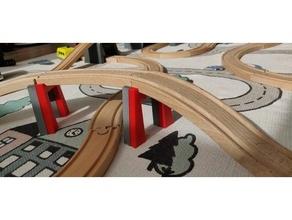 ikea wooden train