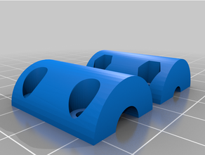 5 8mm rigid coupler remix 5mm 8mm 5mm 8mm coupler coupler nema17 coupler nema 17 coupler rod coupler stepper coupler coupler rod coupling