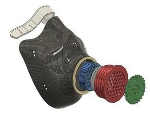 difícil cáscara básico máscara aire contaminación polvo filtrar filtrar filtrar máscara