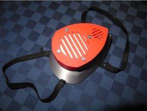 covid pandemia maschera 3d stampante arduino coronavirus covid 19 Creatore pro cura designproject Fai ender 3 ender 3 pro filamento filtro grigio Salute creatori maschera pandemia pla