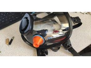 secchezza maschera connettore dar filtro incl tappo chiusura covid 19 filtro maschera secchezza