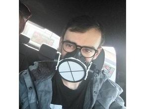 koronavirüs gaz maskesi maske büyük filtre kapak versiyon yaymak sınırlayıcı koronavirüs covid 19 maskesi maske gaz maskesi