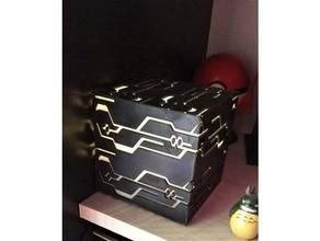nier automata - black box automata black box cosplay cosplay prop lamp nier nier automata nier automata cosplay