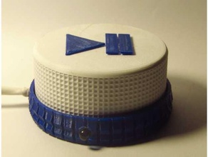 Ses topuz 3dprint 3dprintable 3dprinting 3d baskı arduino Creality Creality ender 3 ender3 ender3pro esun yapıcı petg pla