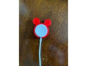 elma izlemek şarj cihazı örtmek kılıf mickey minnie elma izlemek Disney Mickey fare Mikey Minnie Minnie fare