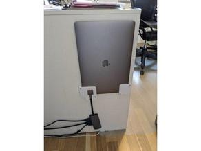 macbook pro slot in monter quai macbook pro satechi mur monter