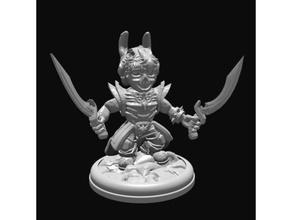 Dragão cavaleiro dual espadas 28mm criatura d20 dados Dragão jogos jogos mehdals mini miniatura monstro escala escalas esqueleto crânio tabela tampo mesa terreno torre
