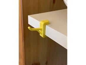 shelf hook typ 6 19mm planches slot crochet étagère étagères système d'étagères rayonnage