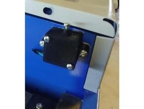 k40 lazer kesici kapı limit değiştirmek Tasarım kıvılcımı rsdoc kapı değiştirmek k40 k40 lazer rsdoc