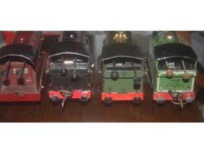 01hornby valutare locomotiva carbone bunker 148 antico Britannico motore Hornby locomotiva modello modello Ferrovia modello treni valutare proto48 ferrovia scala locomotiva vapore treno vapore vapore motore serbatoio tankengine