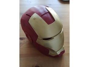 Eisen Helm tragbar Schnitt