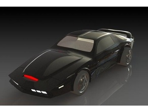 pontiac firebird kitt automotive automovil car coche firebird kitt pontiac