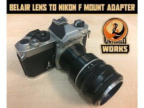 lomo belair lens nikon mount adapter adapter belair dslr lens adapter lomo lomography nikon nikon f-mount nikon mount photography