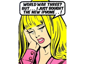 ww3 4 layer stencil china cold war doomsday funny iphone joke multi layer nuclear stencil usa worldwar war ww3