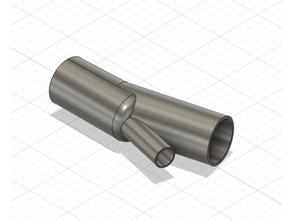 doble tubo electricidad industrial mecánico tubo agua
