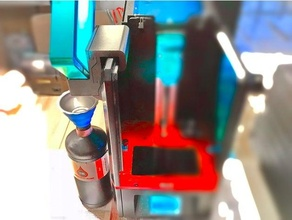 anycubic photon vat drainer dripping holder 3d printer anycubic photon anycubic photon avatar drainer drip dripping drip figurine filter funnel funnels holder holder vat impression 3d resine models photon resin resin printer resin vat sla tank track uv resin vat vat drainer vat dripper