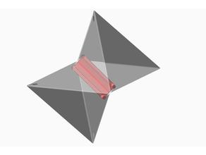 octaflexahedron escher agitarsi geometria