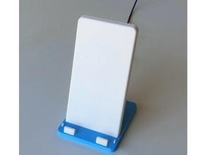 téléphone supporter bultin fil mise charge