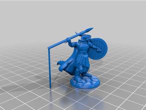 draconato Guerreiro dardo 28mm dnd miniatura draconato masmorras dragões fantasia dardo tampo mesa tampo mesa jogos jogos guerra