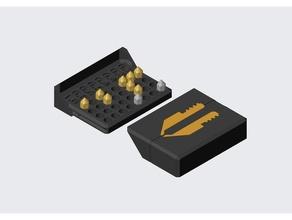 ugello estrusore scatola