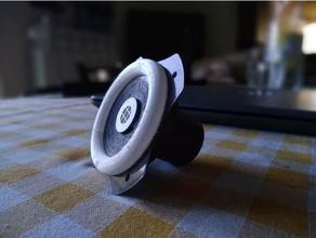 mini 3d printed speaker altoparlante speaker subwoofer