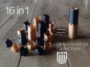 ultra compacto conjunto castillo ajedrez ajedrez ajedrez conjunto compacto escher mcescher mc escher minimalista moderno ajedrez escher impresión impresión sitio