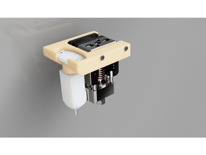 3dtouch bltouch Unterstützung Moskito 3dtouch 3dtouch montieren bltouch bltouch montieren Moskito Moskito hotend