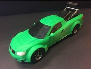 corvette ute co2 pinewood derby bsa co2 pinewood derby pinewood derby car