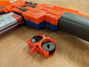 405mm jyn erso flywheel cage - beefier riot worker high crush compatible flywheel cage jyn erso blaster nerf