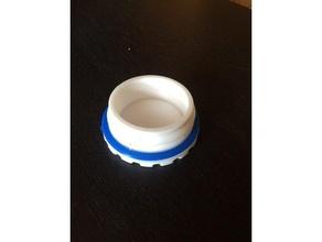 55 gallon water barrel cap