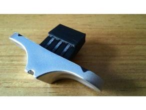 interruttore riparazione olympia ecs71 carta trituratore olimpo riparazione trituratore interruttore