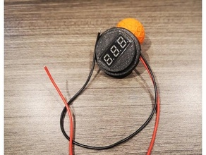 voltmeter adapter adapter electronics lipo lipo battery voltage nerf nerf mod nerf rival nerf rival perses nerf stryfe rival rival nemesis stryfe vapers volt voltage voltmeter