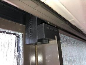 özelleştirilebilir sürgülü pencere güvenlik alet çıkarma önleyici açılış sınırlayıcı güvenlik güvenlik güvenlik cihaz güvenlik kilit sürgülü kapı havalandırma pencere pencere mandal
