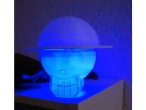 straw hat light - piece - jolly roger anime jolly jolly roger lamp led light light luffy night nightlight onepiece strawhat