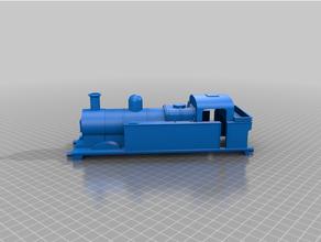 calibro jinty vapore locomotiva jinty locomotiva modello treni vapore motore