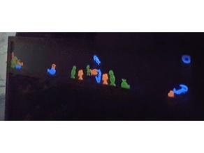 luminoso distintivi ragazzi camera decorazione letto decorazione bambini camera ragazzi disegno ragazzi camera luminoso decorazione
