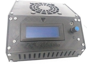 tevo tarantula control box control box display case display mount lcd display mks base mks gen v14 tarabtula control box tevo tevo control box tevo 3d printer tevo tarantula tevo upgrade