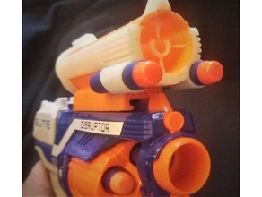 nerf disrupter scope +2 nerf nerf blaster nerf gun sight