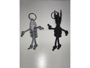 lotr paracord bambole gandalf signore anelli prusa i3 mk2 sauron