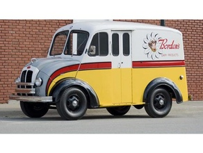 divco 206 milk truck 1953 1953 40s 50s 60s american car divco truck usa vintage