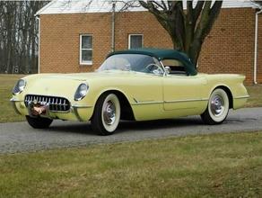 chevrolet corvette c1 1955 1954 1955 1956 50s 60s american car chevrolet chevy corvette roadster sport car vintage car