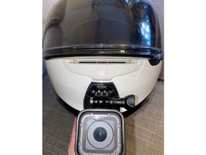 gopro chin mount shoei rf-1200 helmet gopro gopro mount helmet camera mount shoei