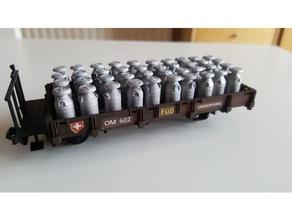 milk churn gauge 1 gauge gauge oe gauge gauge oo gauge gauge 1 gauge gauge milk churn model railway model trains oe gauge gauge oo gauge