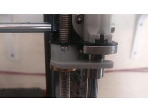 geeetech i3 pro axis wobble unusual bearing configuration anti-wobble geeetech geeetech i3 geeetech i3 pro geeetech i3 pro geeetech pro wobble z-axis z-wobble