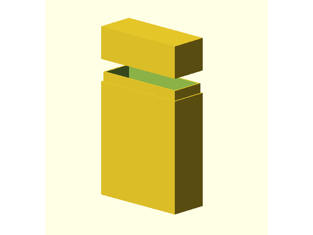 simple customizable box -