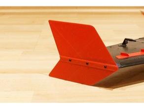 sonic modell mini ar wing wingtips sparepart v2 arwing arwing600 ar wing mini ar wing sonicmodell sonicmodell ar wing sonicmodel ar wing sonic modell sparepart spareparts wingtip wingtips