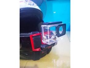 soporte camara casco camara casco eken gopro gopro mount helmet helmet camera mount soporte camara soporte casco