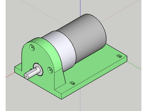 motor mounter dia 37mm 37mm 37mm dc motor motor mount