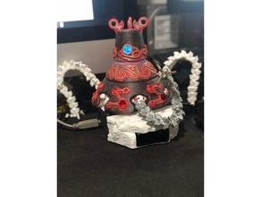 zelda robot guardian iot legend zelda nintendo switch robot zelda