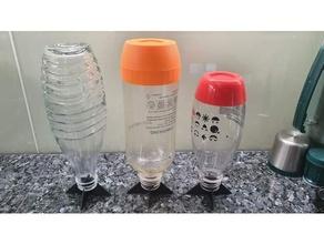 sodastream flaschentrockner glas und pet flaschen bottle stand bottle dryer bottle dryer bottle drying bottle stand sodastream sodastream crystal sodastream stand water bottle water bottle holder